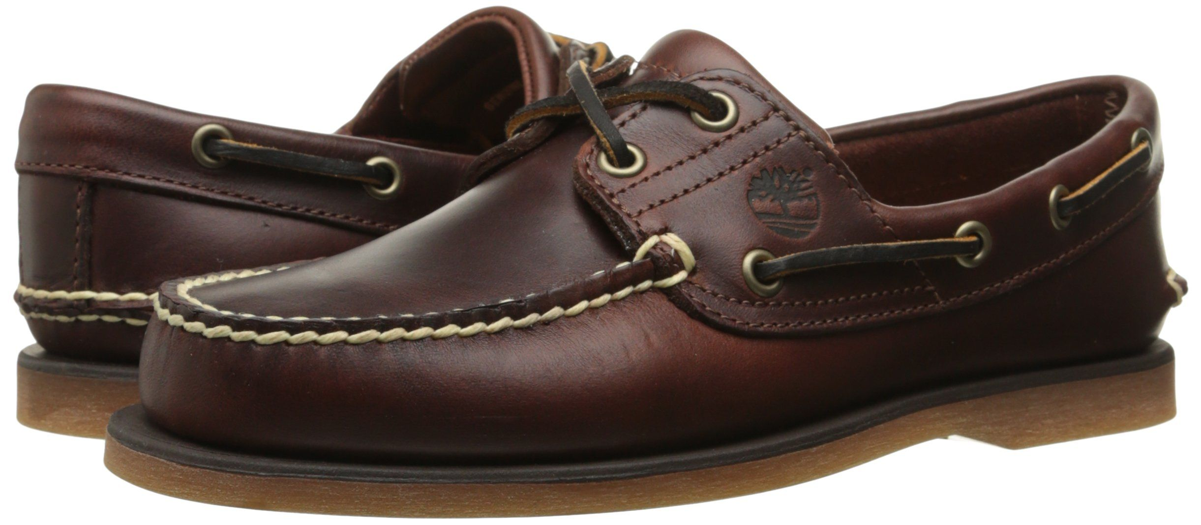 oficial Comienzo Bastante  Timberland Mens Classic 2Eye Boat Shoe Rootbeer/Brown 9.5 M *** Want  additional info? Click on the image. (This is an affil… | Boat shoes,  Timberland sandals, Shoes