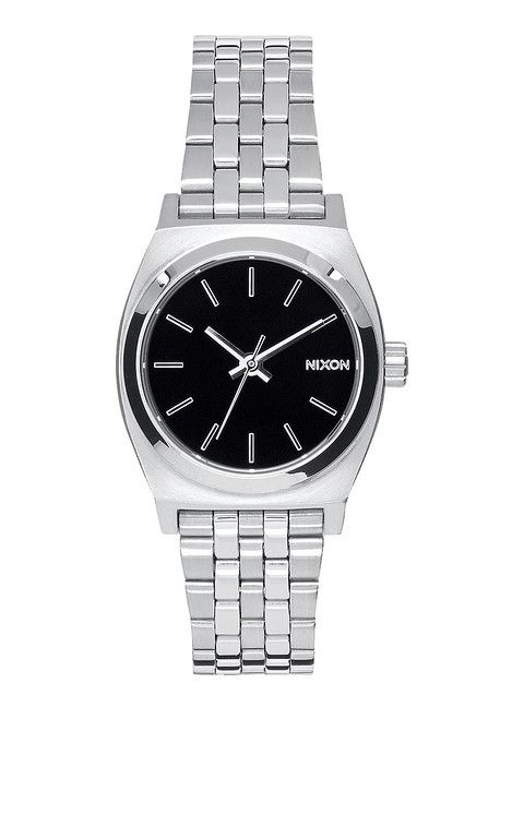 Small Time Teller. unexpected always adds a little drama and Small Time Teller is causing a scene. slim, feminine design is draped in unique metal tones and complimentary colors that make for a standout statement.