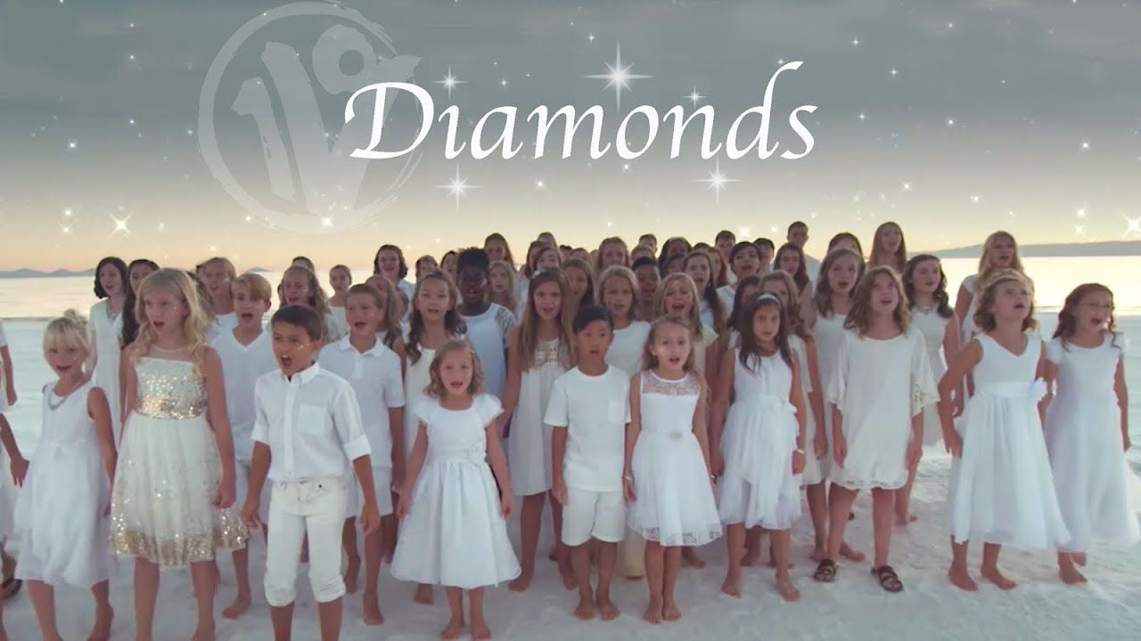 Diamonds By Rihanna Written By Sia Cover By One Voice Children S Choir Youtube In 2020 Childrens Choir Songs Choir Songs Choir