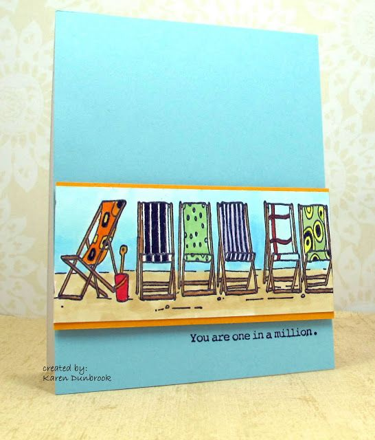 Fun card from Snippets