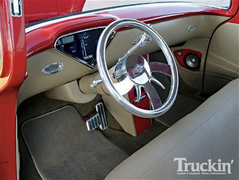 1955 Chevy Truck 454 Big Block Chevy Truckin Magazine With