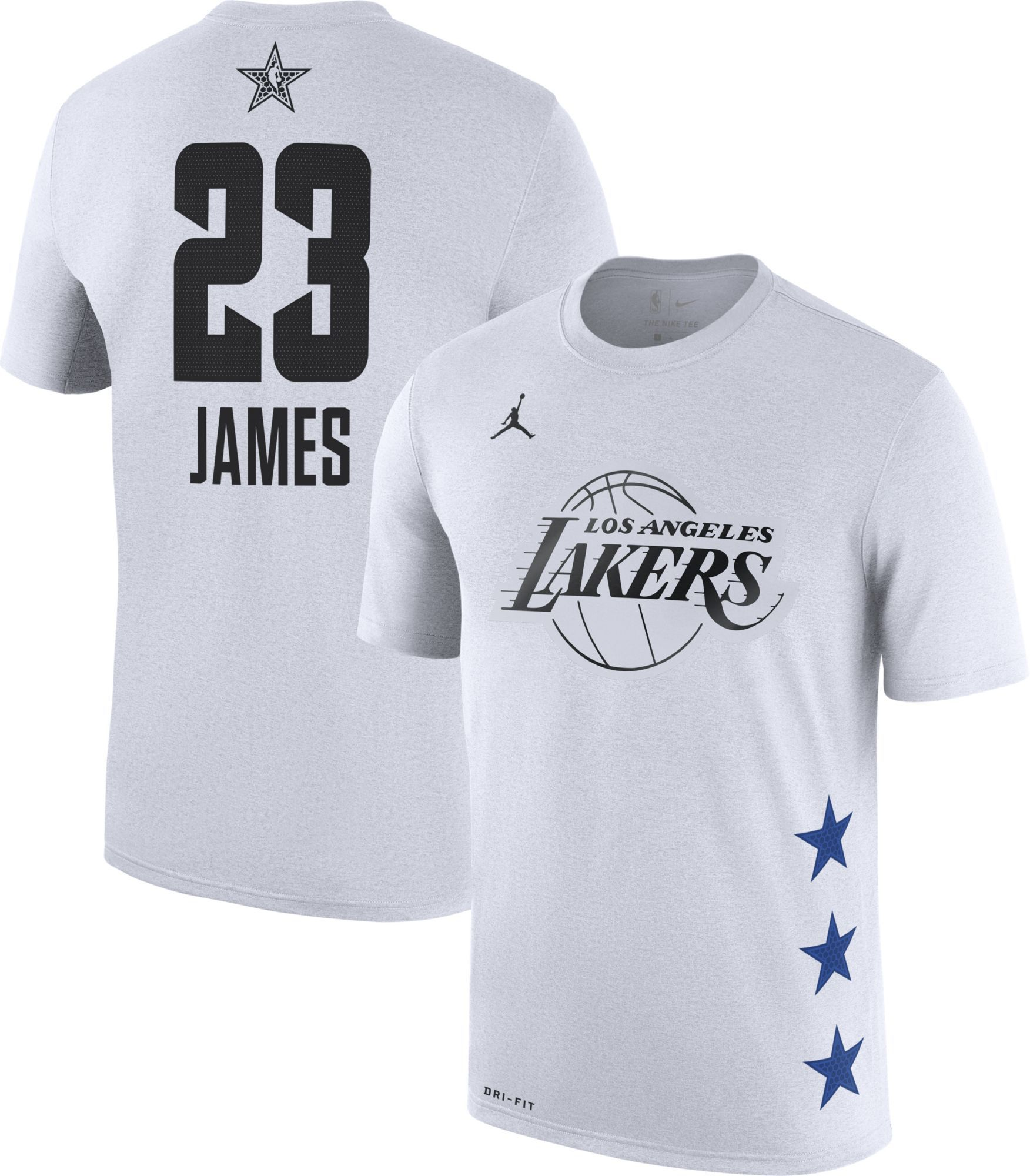 the latest b0a65 68f1b Jordan Men's 2019 NBA All-Star Game LeBron James Dri-FIT ...