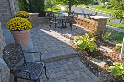 front patio designs | patio ideas and patio design - Front Patio Designs