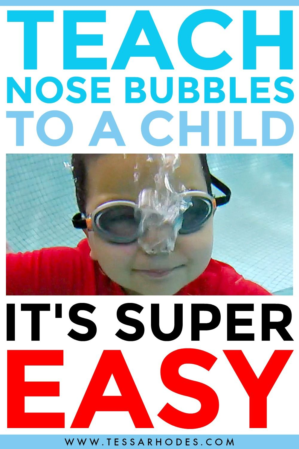 Blowing bubbles how to blow bubbles for beginner swimmers