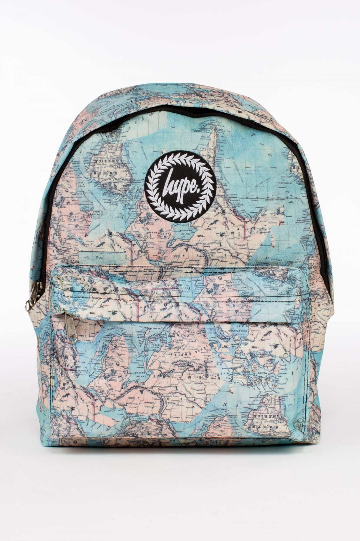 9eac8b9cb6 HYPE. VINTAGE MAPS BACKPACK