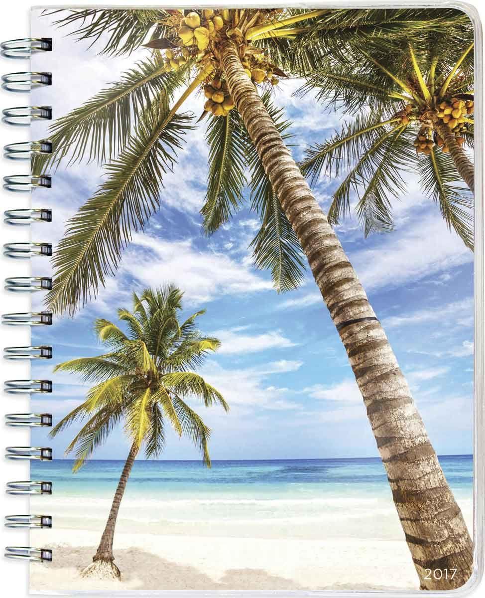 tropical beaches engagement diary 2017 | calendars | pinterest