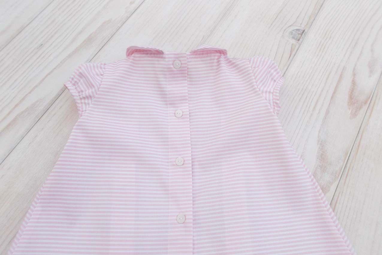 c8932c67 Conjunto niña Laura – 20|Dedales | Vestidos | Pinterest | Conjuntos ...