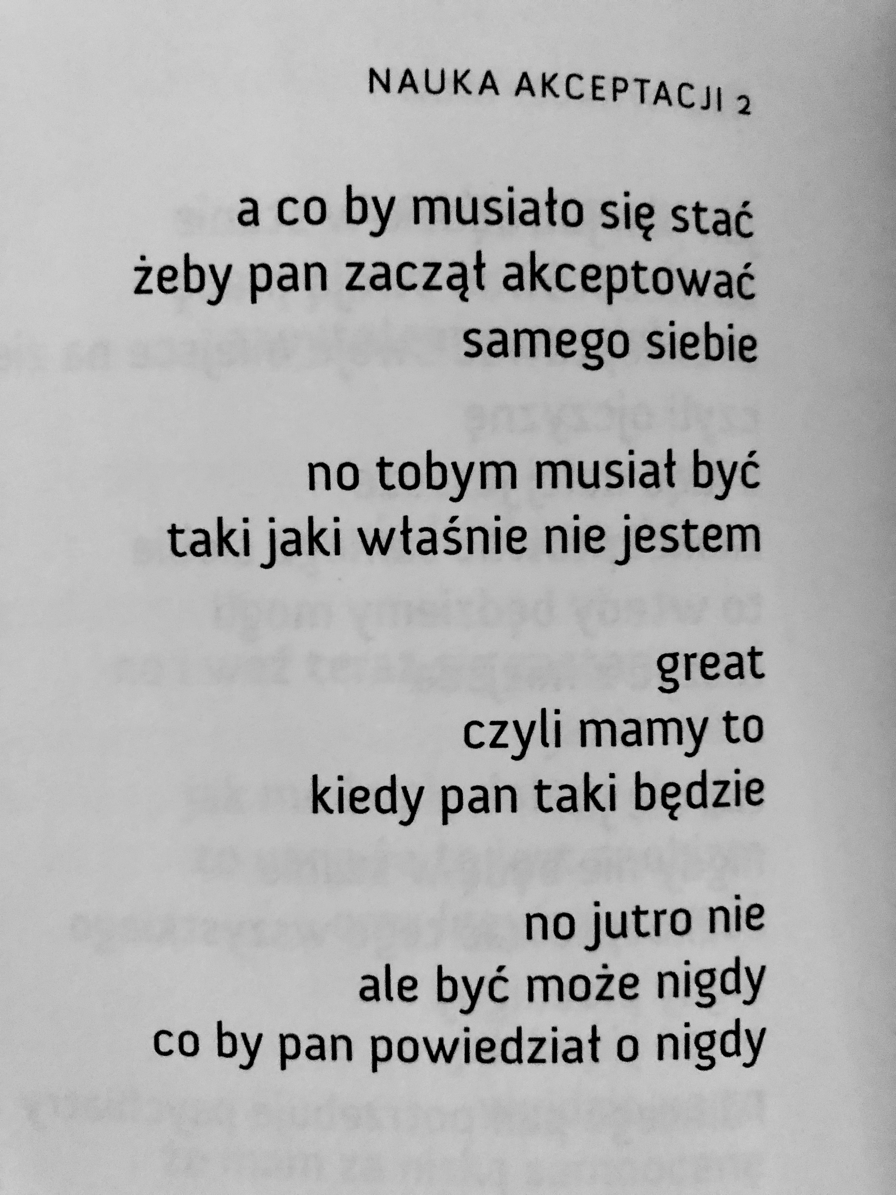 Pin Od Magda Na Poetry Poezja Smutne Cytaty I Sentencje