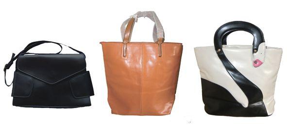 Un bolso para ir a la oficina, uno para ir de shopping y otro para ir a tomar algo. Con cual te quedas? Los puedes comprar en www.bolsosycomplementos-myleov.com