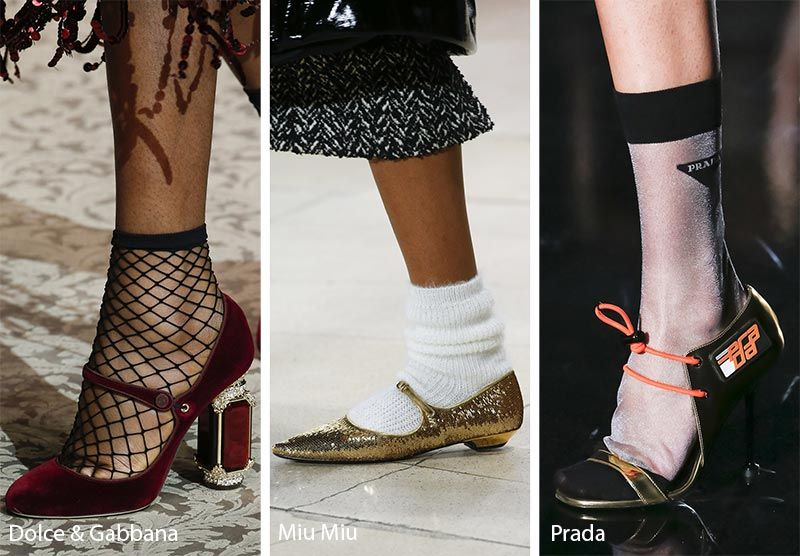 5ebd394f136f3 Fall/ Winter 2018-2019 Shoe Trends | A/W 2018 Shoes Trends | Fashion ...