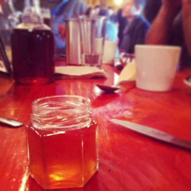 This syrup and whisky shot: