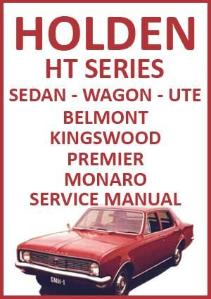 Holden ht 1969 1970 workshop manual holden car manuals direct holden ht 1969 1970 workshop manual sciox Gallery