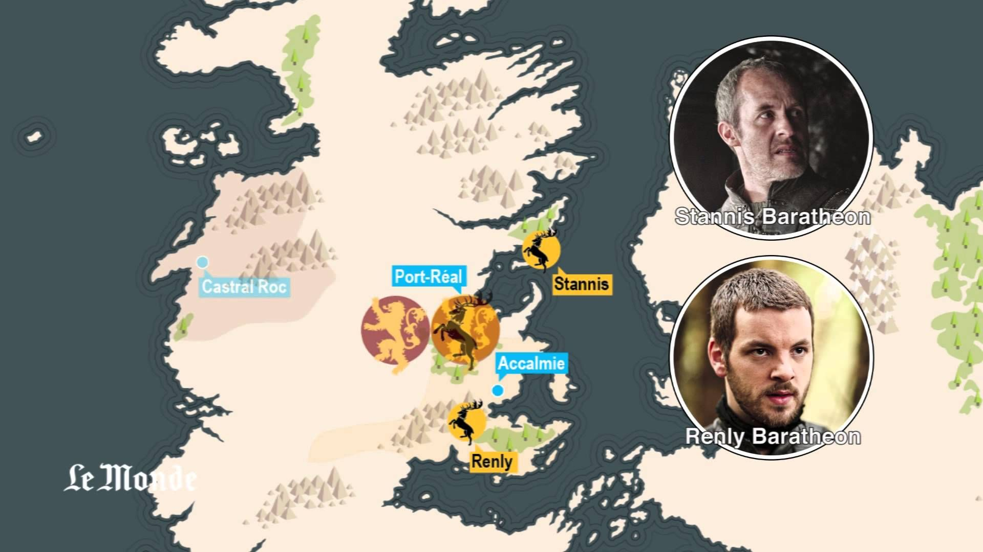 The First Three Seasons of 'Game of Thrones' Summarized in