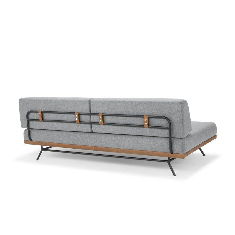 Simonne Modern Sofa Bed Sleeper Modern Sofa Bed Modern Sofa