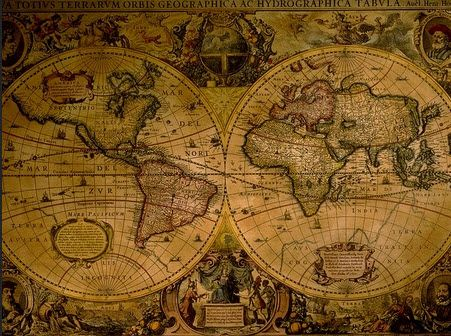 Accept the world life love god pinterest autumnal equinox old world map wallpaper wallpapers live wallpapers gumiabroncs Images