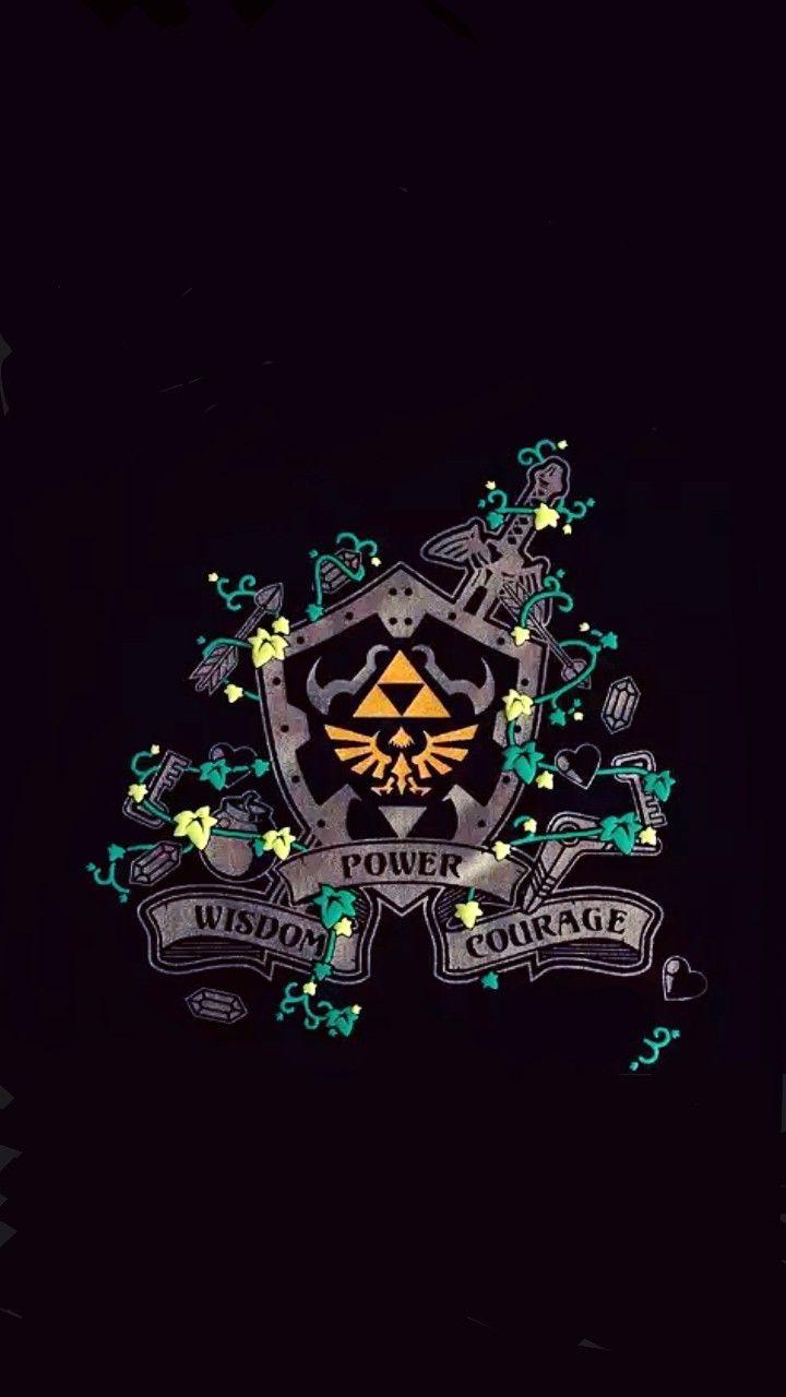 The Legend Of Zelda Legend Of Zelda Tattoos Zelda Tattoo Legend Of Zelda