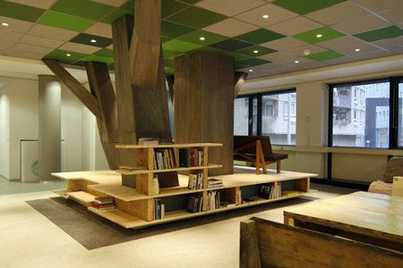 1275b486dbab886bc91178a73fb41277 An Arts And Cultural Building Rotterdam Has An Interior Design On Building Interior
