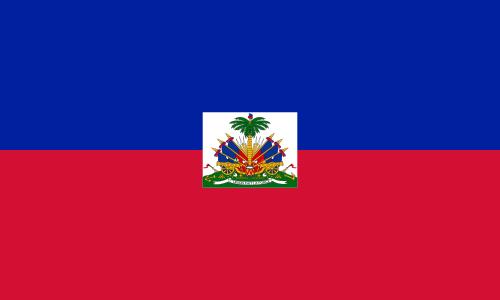 Bandera De La Republica De Haiti Con Imagenes Banderas Del