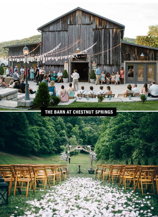The 24 Best Barn Venues for your Wedding | Tennessee ...