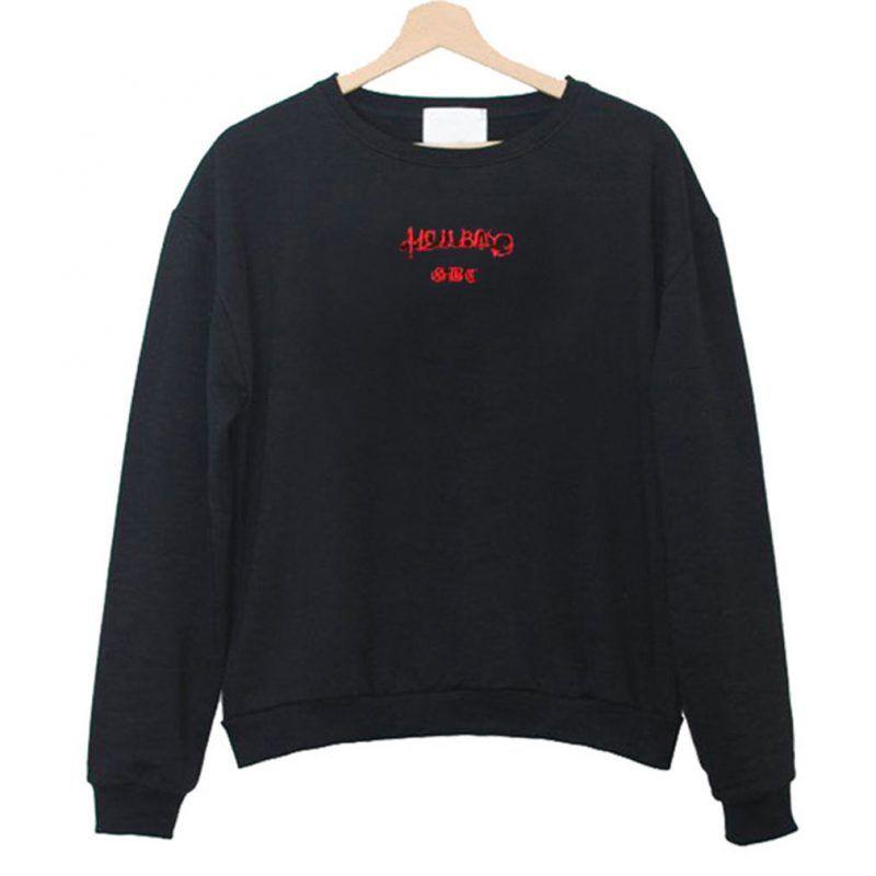 9ebb2e1fef45c Hellboy GBC Sweatshirt in 2019