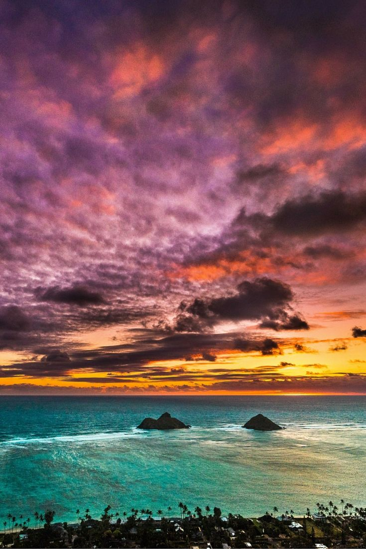 Lanikai Pillbox Hike- THE BEST SUNRISE HIKE ON OAHU ...