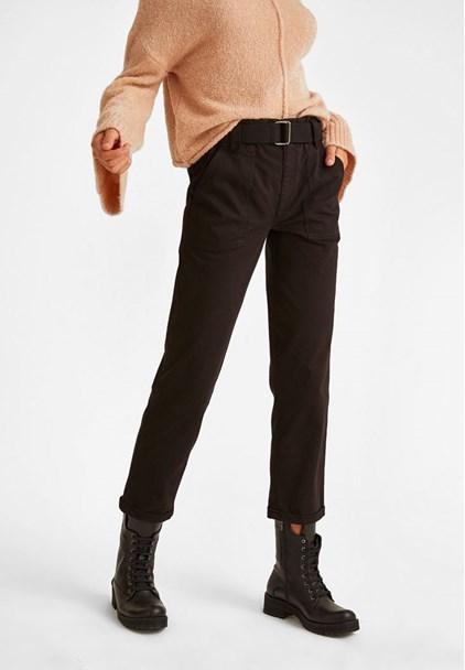 Yeni Sezon Kiyafetler Kadin Moda Giyim Oxxo Kargo Pantolon Yuksek Bel Pantolon