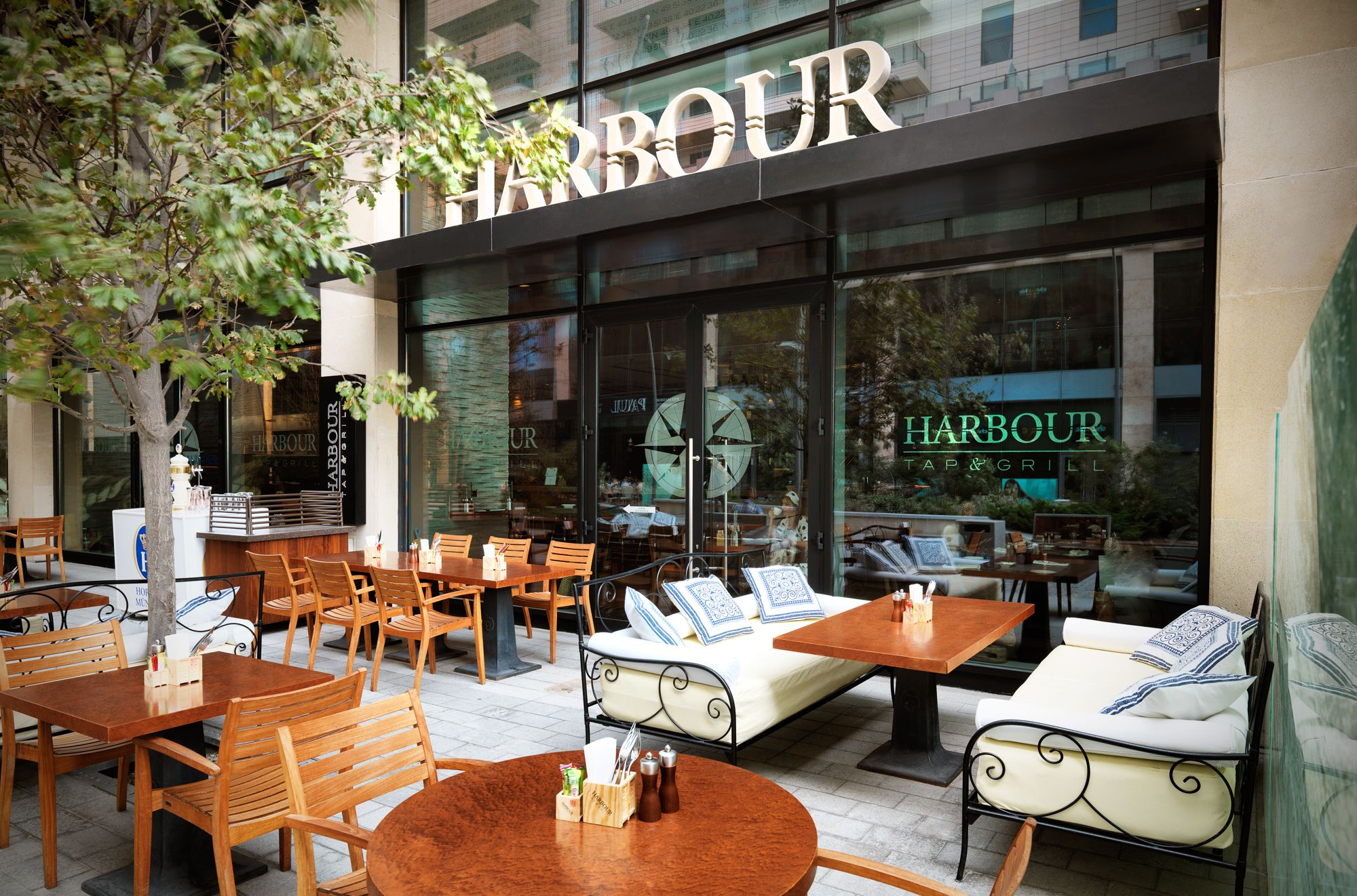 Port Baku A Spot Amongst Expats With Lots Of Bars And Restaurants Outdoor Furniture Sets Furniture Sets Home Decor
