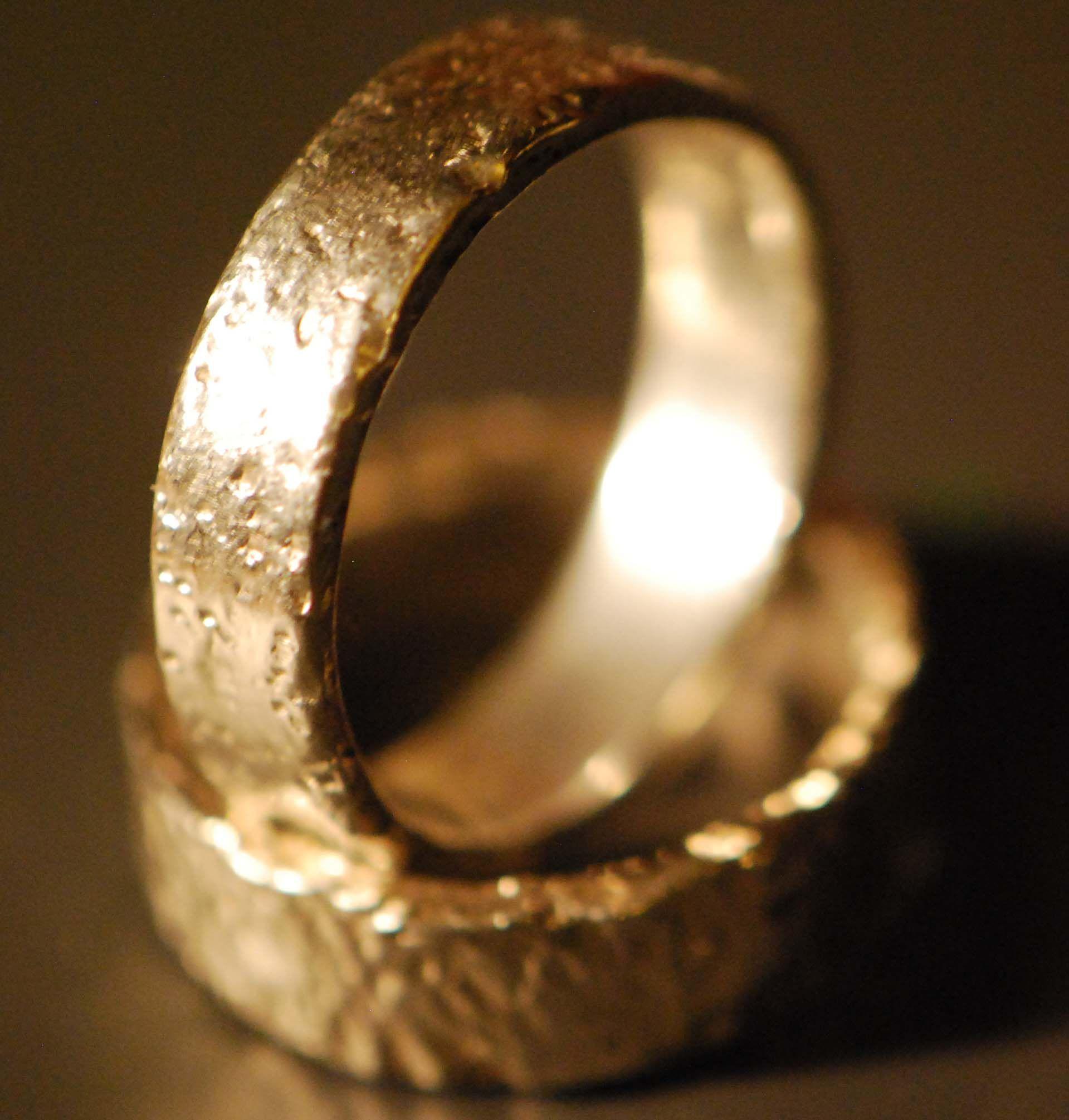 Ba717 Wedding Bands Artisan Rings Band Ring: Artisan Wedding Rings And Bands At Websimilar.org