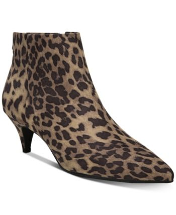 97ef84efbd Circus by Sam Edelman Kirby Booties, Created For Macy's - Leopard 5.5M