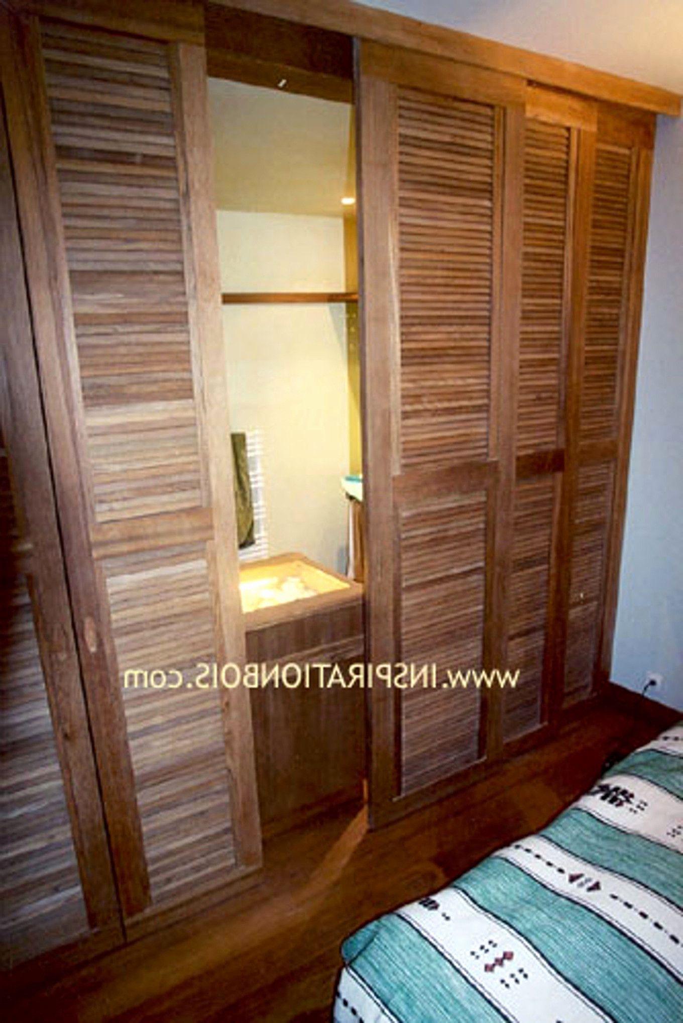 porte de placard persienne castorama