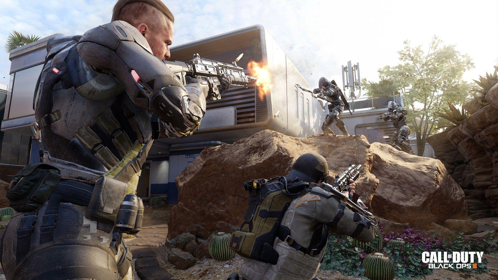 Call of Duty Black Ops 3 ya a la venta
