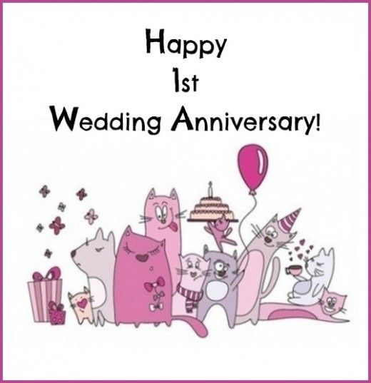 First Wedding Anniversary Gift Ideas For Couple : 1st ANNIVERSARY GIFTS First anniversary, 1st anniversary gifts and ...