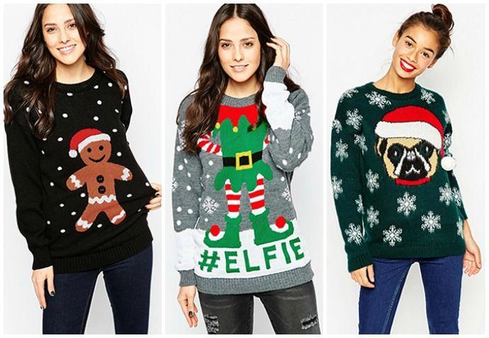 Pull Noel Kitsch Pin de Romel Rosillo en Pulls de Noël | Trajes navideños, Sueteres
