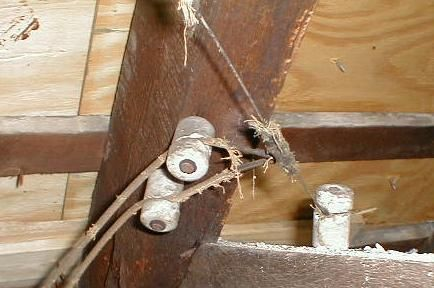 knob and tube wiring old house ideas pinterest farmhouse rh pinterest com Electrical Wiring Faulty Wiring