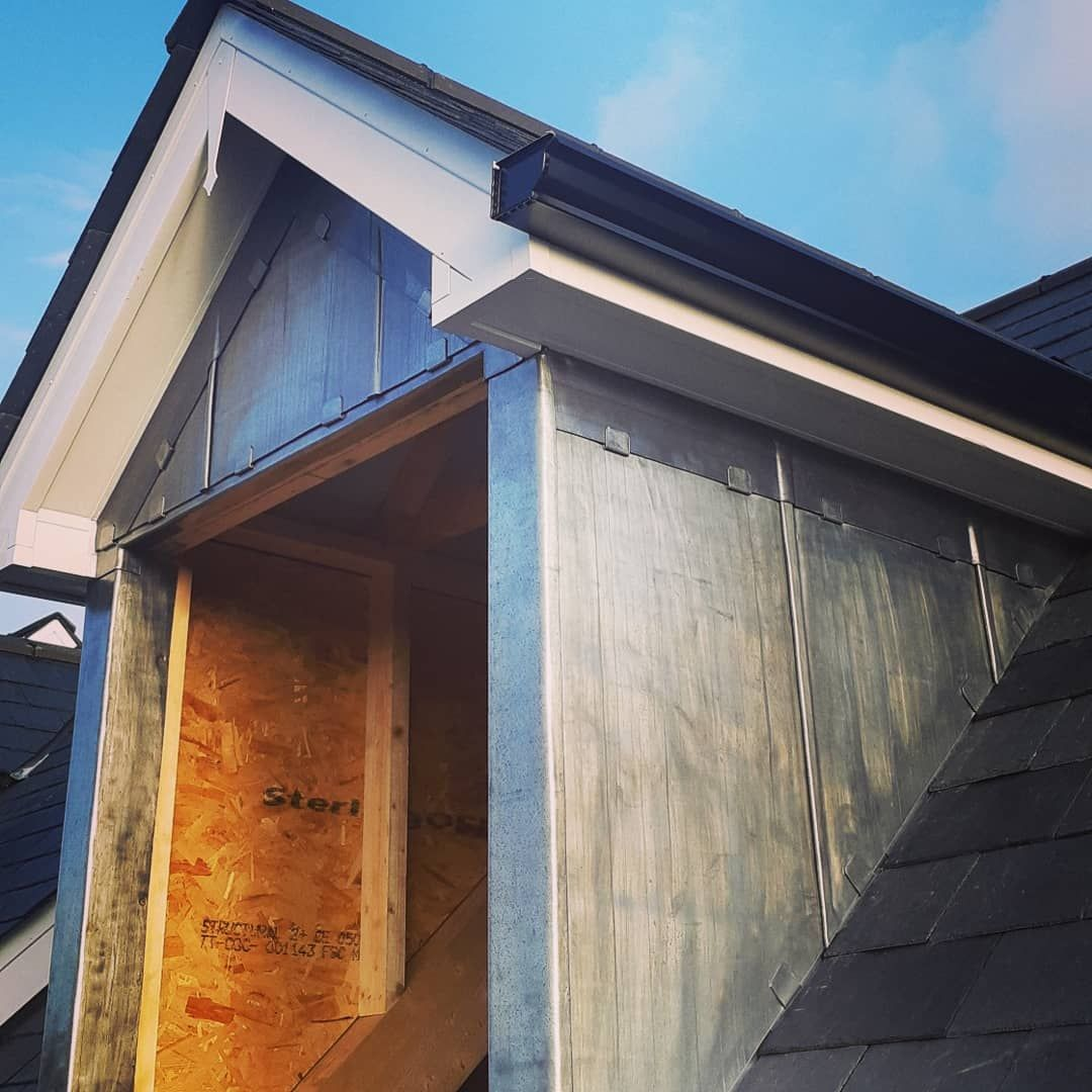 Lead It Be Ltd On Instagram Lead It Be Was Asked To Carry Out The Leadwork To These Three Dormers At Last Minute Due To Being Let D Dormers Instagram At