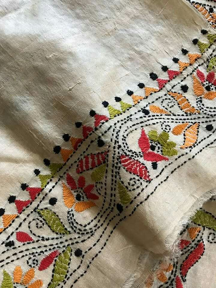 Rilhi Work Rilhi Work Pinterest Embroidery Hand Embroidery