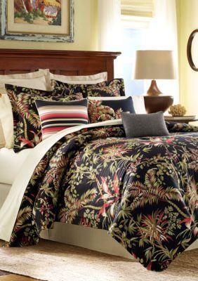 Tommy Bahama Jungle Drive Comforter Set Comforter Sets Cozy