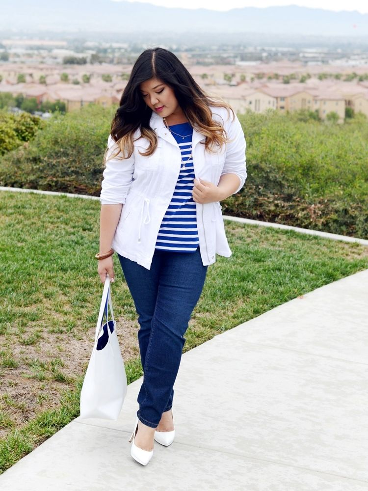 Plus Size Fashion - Plus Size Outfit