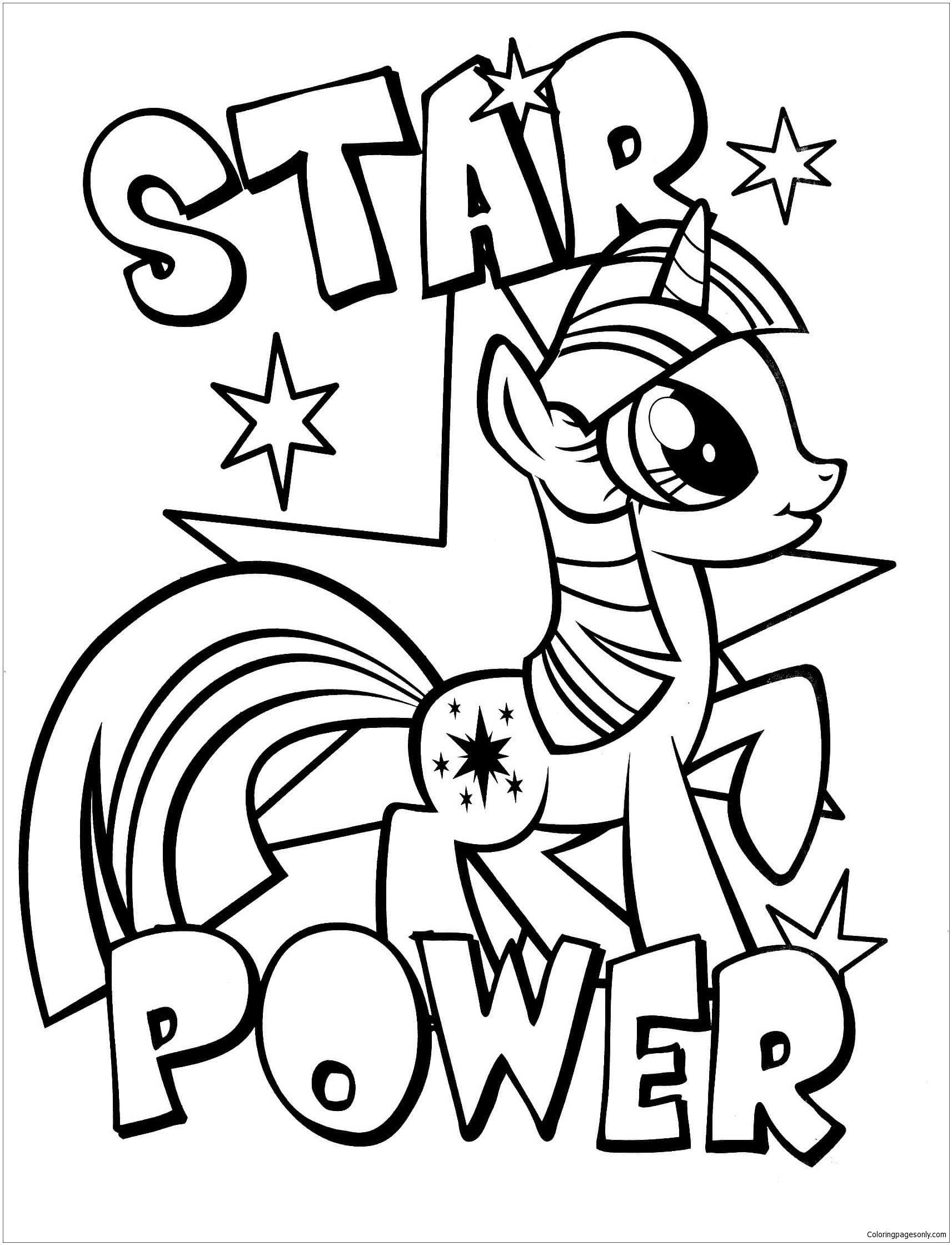 Free My Little Pony Coloring Pages My Little Pony 3 Coloring Page Free Coloring Pages L In 2020 My Little Pony Printable Unicorn Coloring Pages My Little Pony Coloring