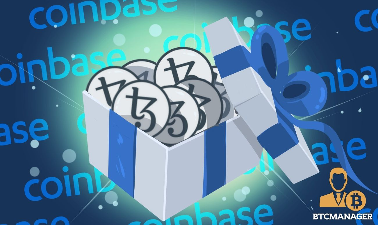Coinbase Launches Tezos (XTZ) Staking Program for U.S
