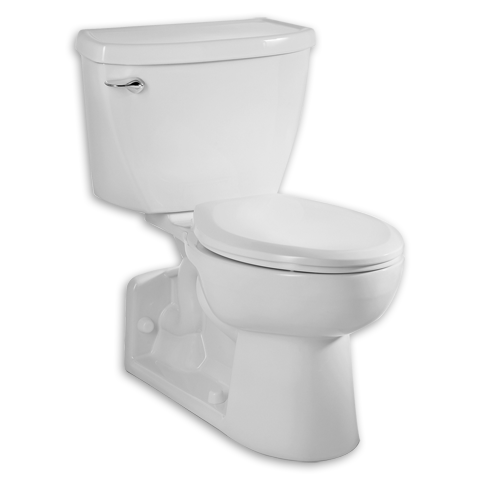 Yorkville Right Height Elongated Pressure Assisted Toilet American Standard American Standard Yorkville Toilet