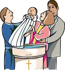Here is a cartoon of a family whose child is receiving the ...