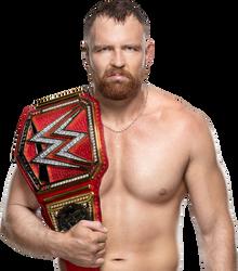 Dean Ambrose Universal Champion Custom Png By Ambriegnsasylum16 Wwe Champions Finn Balor Champion