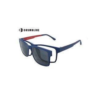 Cosmoline L369 Armacao De Oculos De Grau E Sol Masculino