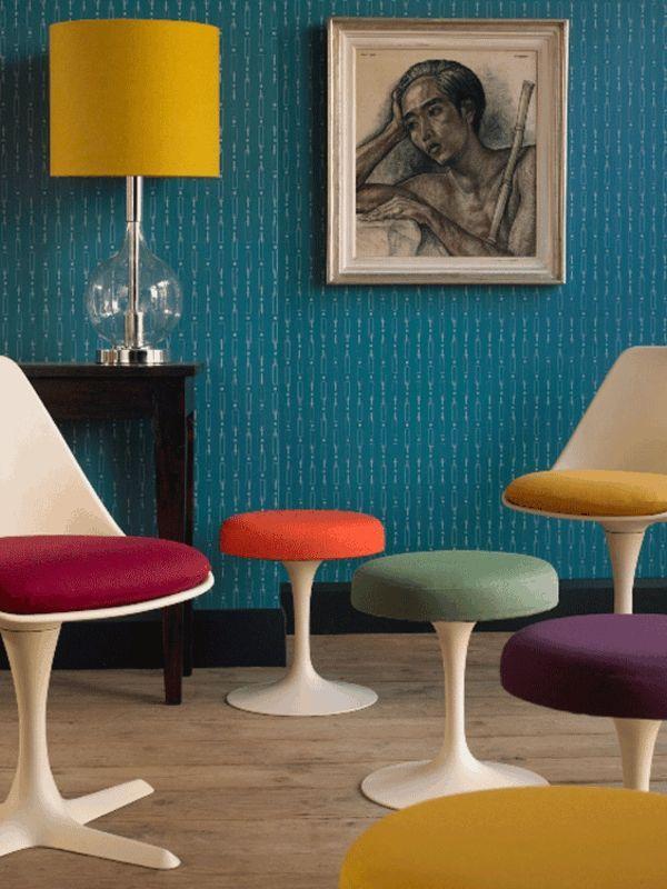 40 Kombinationen von Wandfarben – Malen Sie Ihr Leben bunt