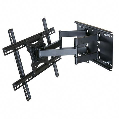 37 in to 80 in full motion tv wall mount on wall mount id=34327