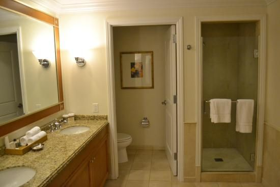 Bathroom 2 Separate Shower And Private Toilet Picture Of Balboa