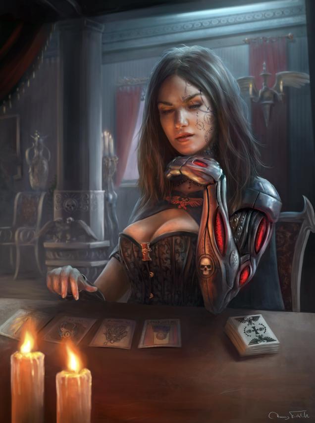 augmentation bionic_arm cards female imperium inquisition jorsch psyker