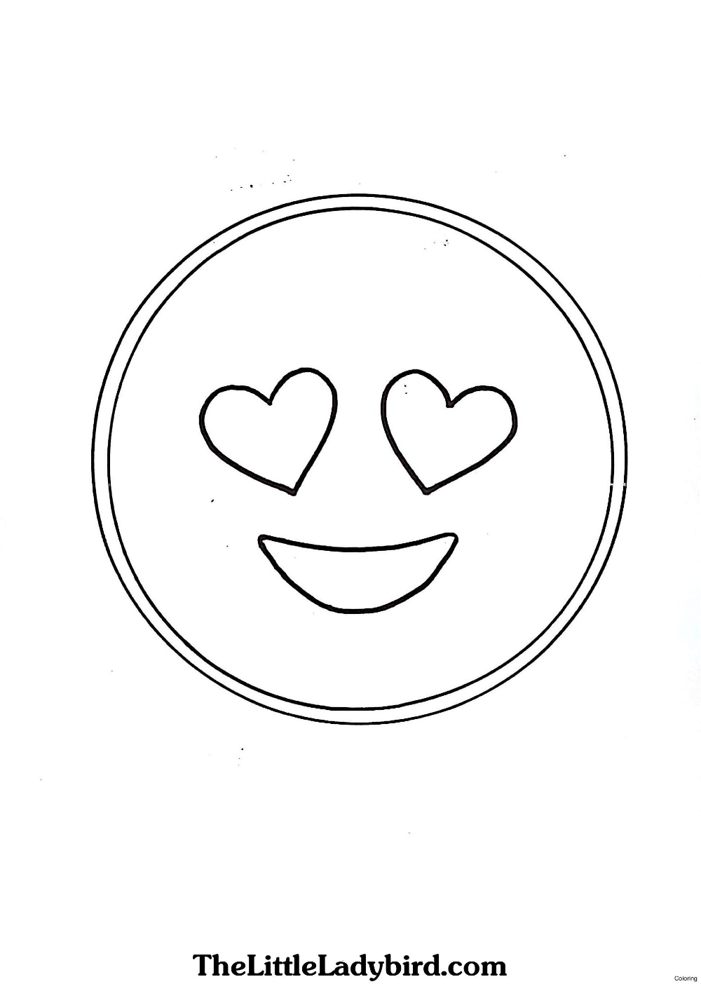 Free Emoji Coloring Pages To Print 7 S Emoji Coloring Pages Heart Coloring Pages New Year Coloring Pages
