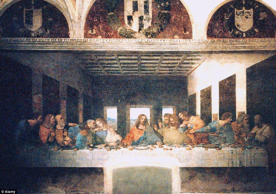 Decoding A Da Vinci Masterpiece Behind The Secret Symbols Of The